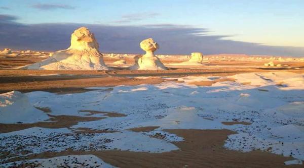 Сафари в Белую Пустыню