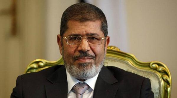 Мухаммед Морси