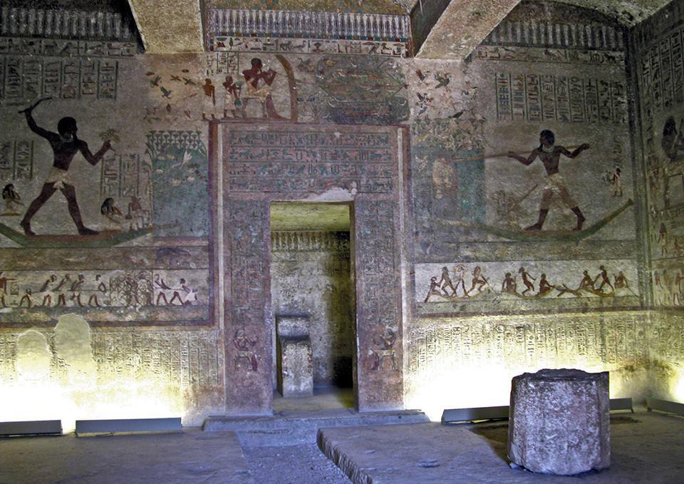 Tombe de Khnumhotep II