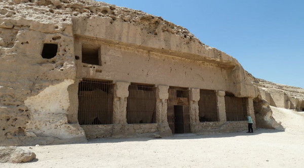 Stable Antar tomb