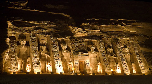 Sound And Light Shows In Egypt