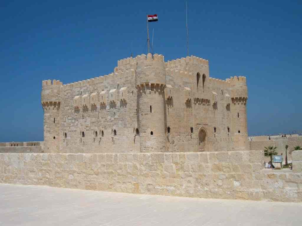 Forteresse Qaitbay à Alexandrie