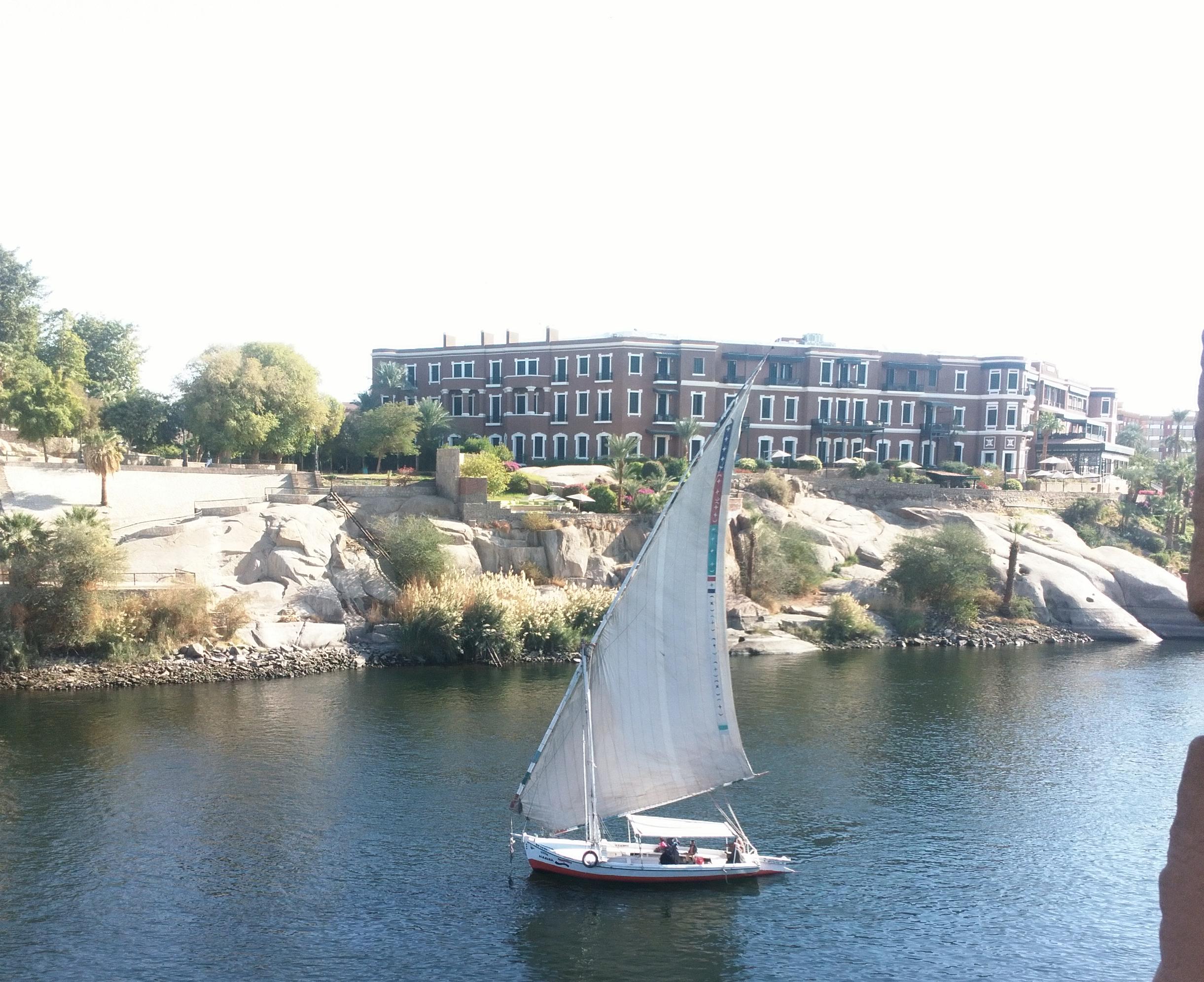 Felucca Giro sul Nilo