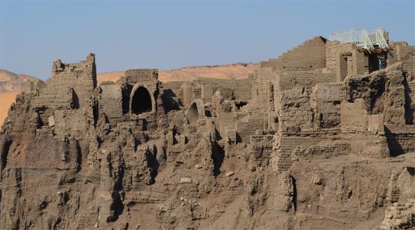 Руины Римской крепости