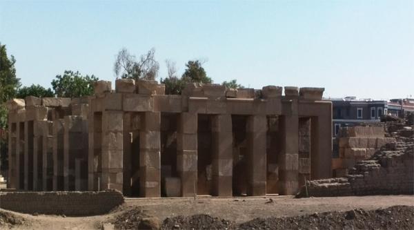 Храм острова Элефантин