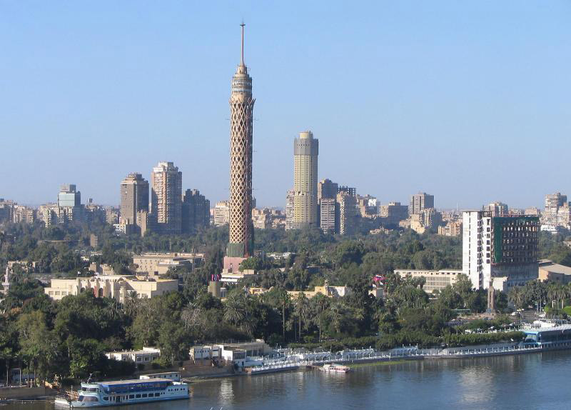 Cairo tower excursion