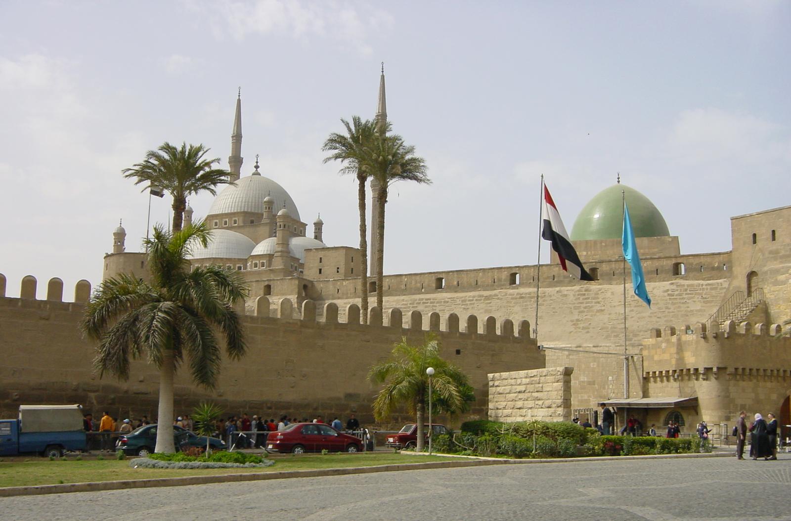 Citadel of Saladdin in Cairo