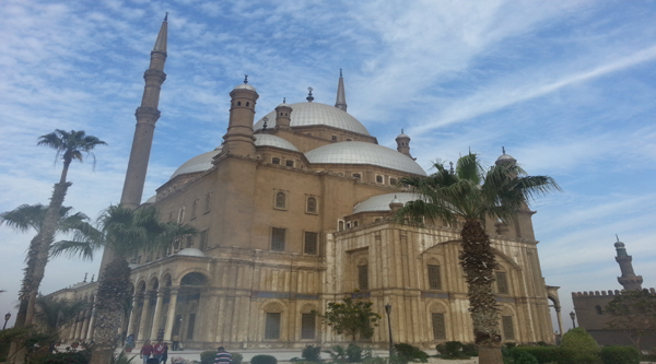 Mosque of Mohammed Ali, Citadel