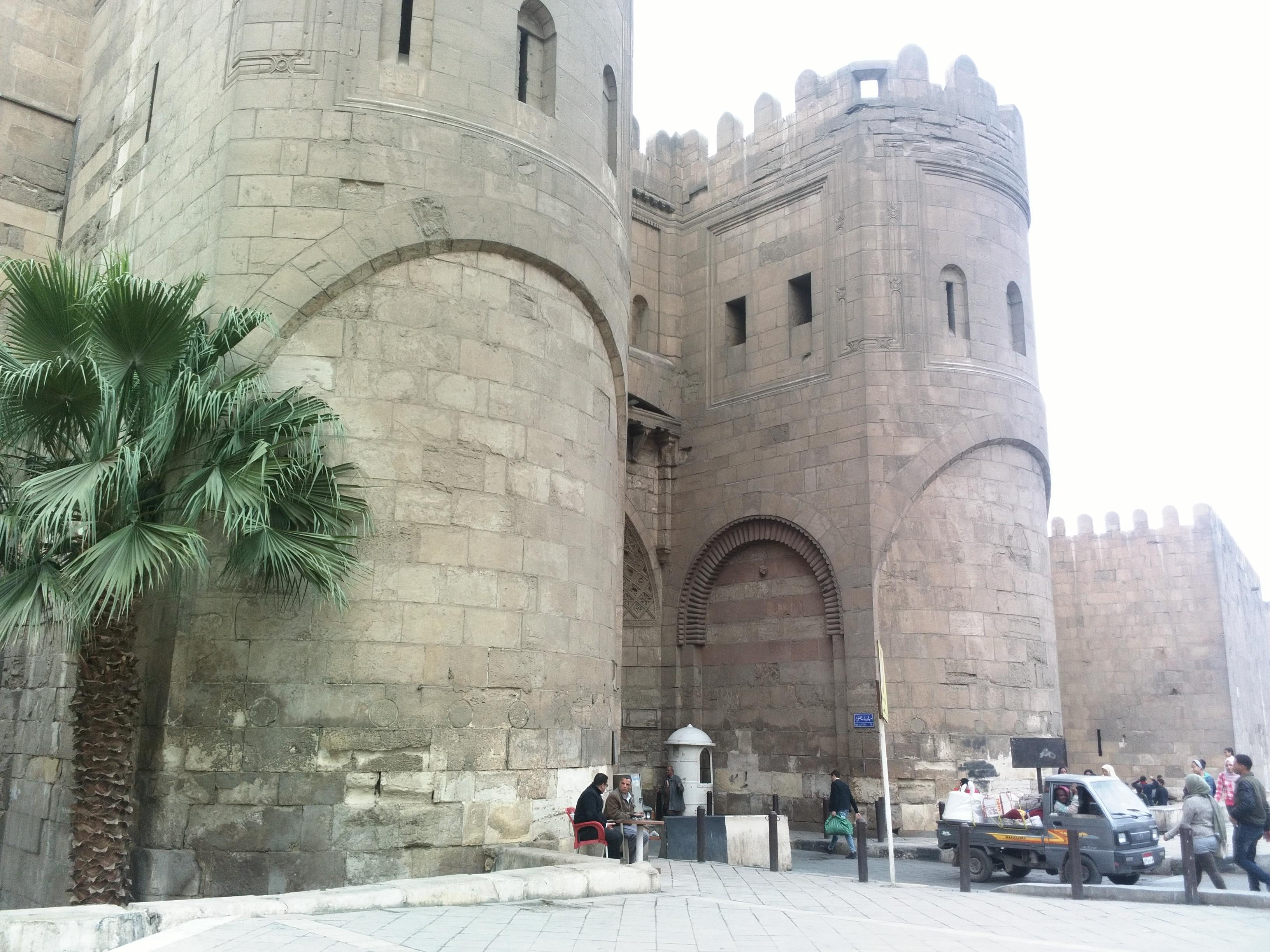 Ворота Баб аль-Футух
