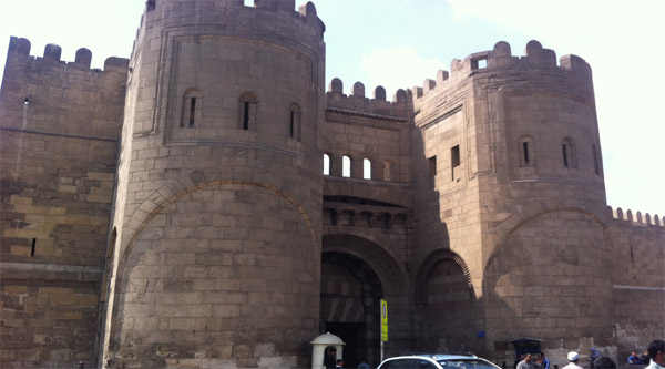 Bab al Futuh, Cairo city gate