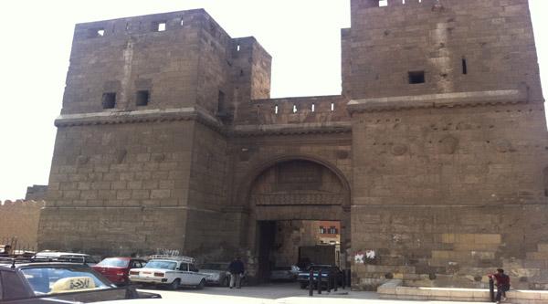 Ворота Насера