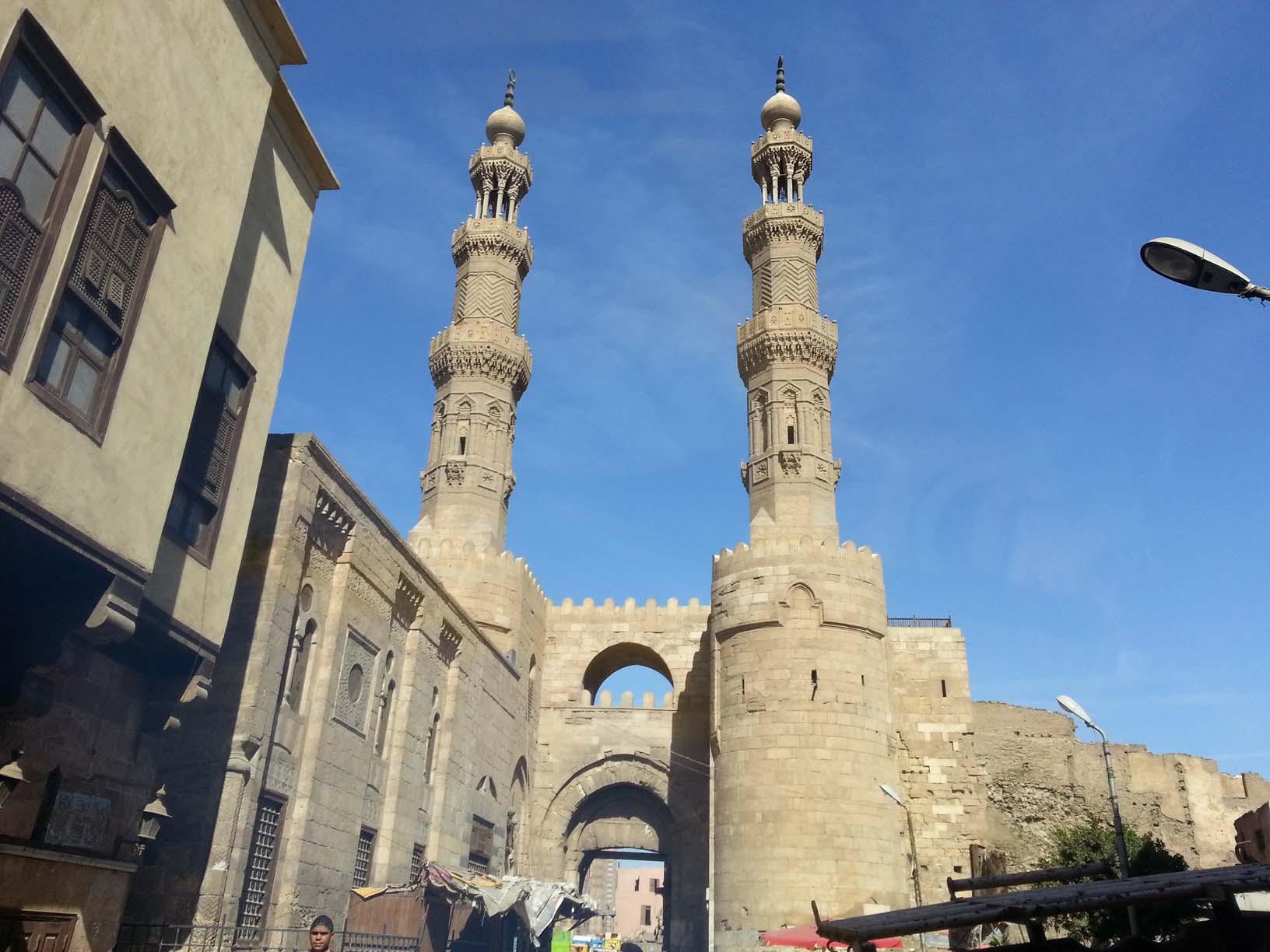 Баб Зувейла, ворота Средневекового Каира