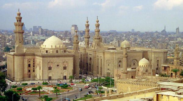 Piazza Cittadella del Cairo