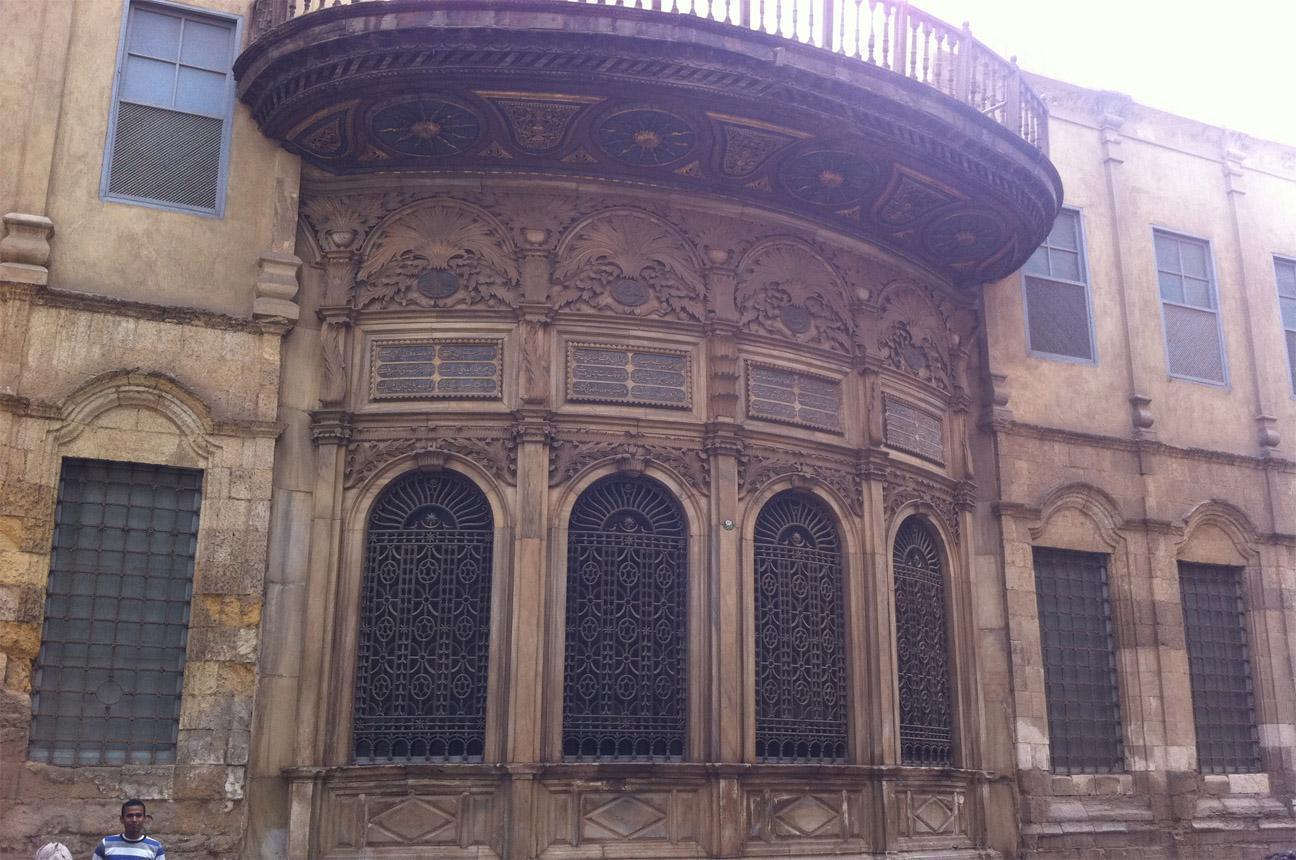 Музей текстиля в сабиль-куттабе Мухамеда Али