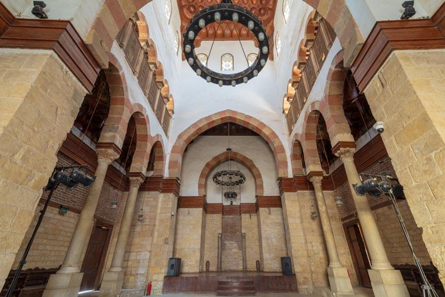 Дворец Баштак в Каире