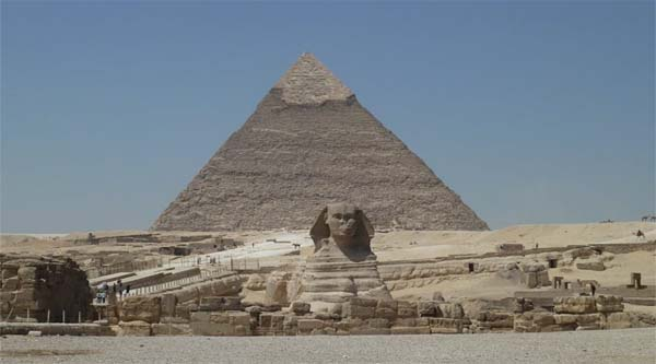 The Great Sphinx of Egypt