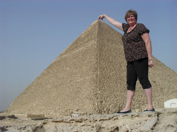 Excursion to the Egyptian Pyramids