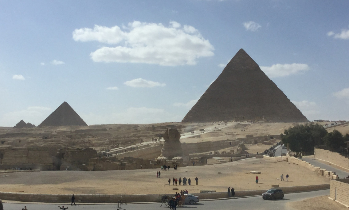 Egypt for Kids: Family Friendly Trip to Pyramids and Sphinx