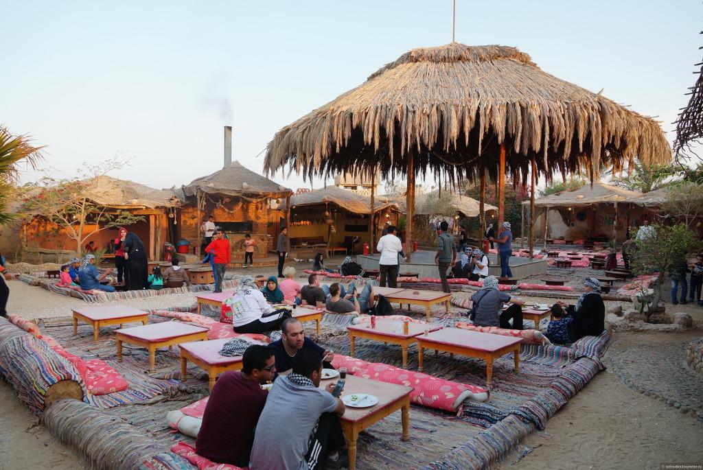 Bedouin dinner