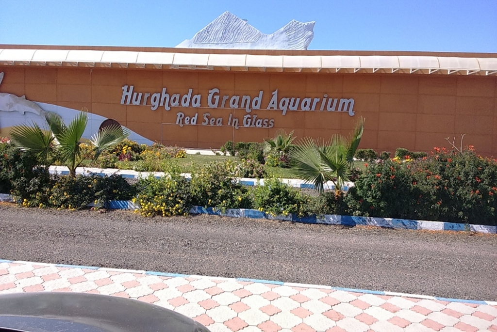 Grand Aquarium Hurghada