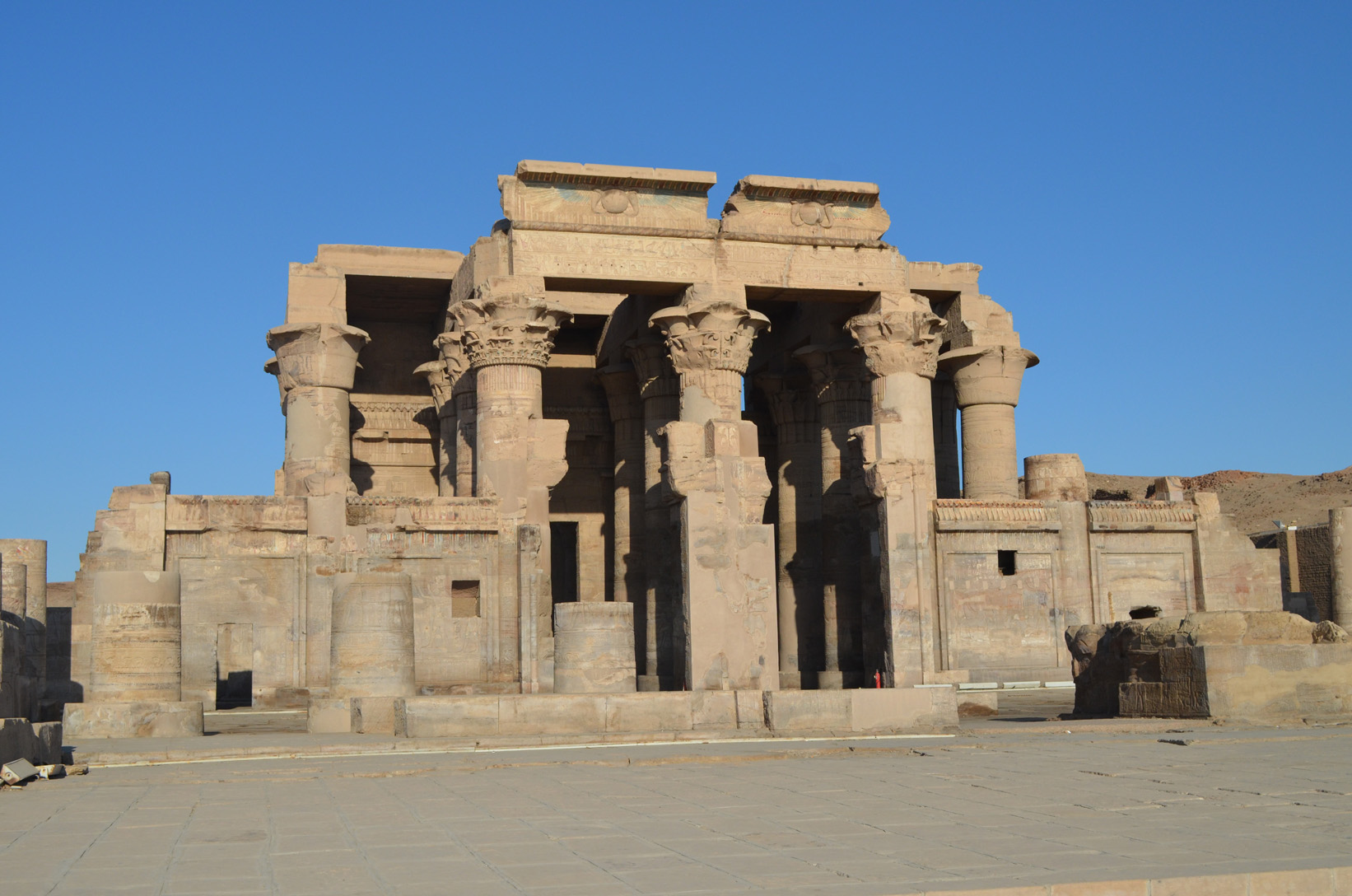 Kom Ombo temple excursion