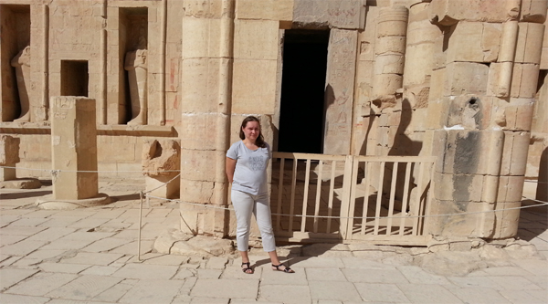 Queen Hatshepsut temple, Luxor East Bank