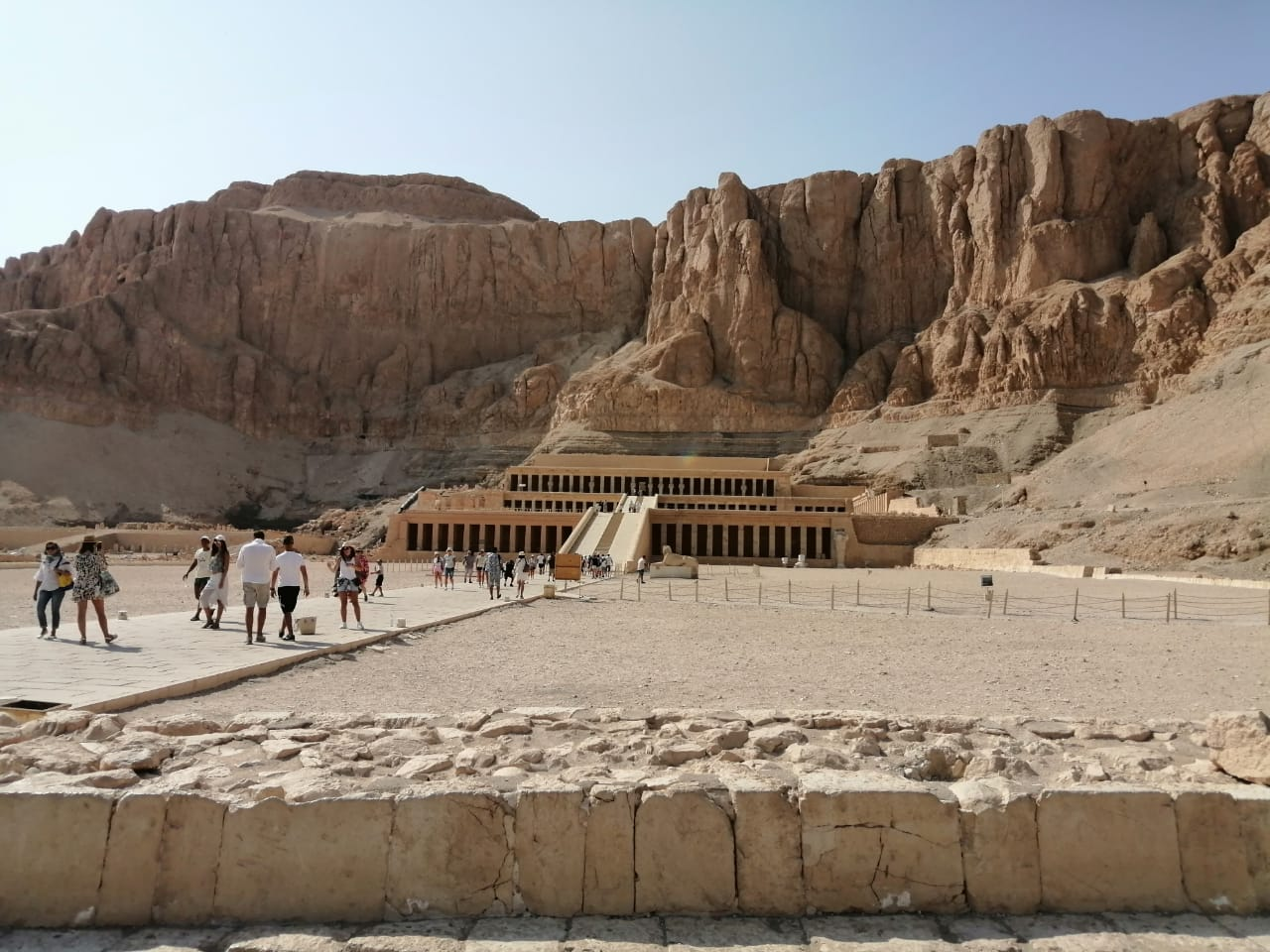 Hatshepsut temple excursion from Hurghada
