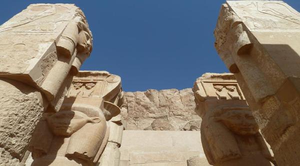 Shrine of Hathor.