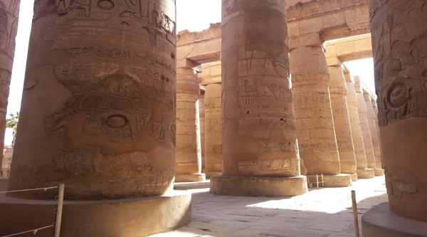 Great Hypostyle hall.