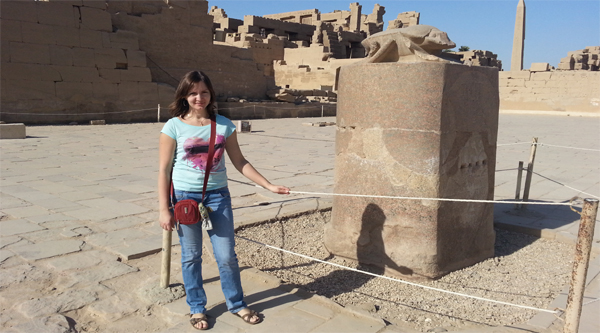 Excursion to Luxor from Sharm el Sheikh