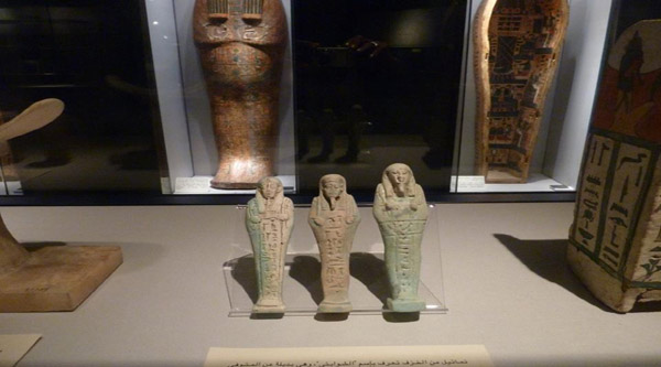 Luxor Mummification museum.