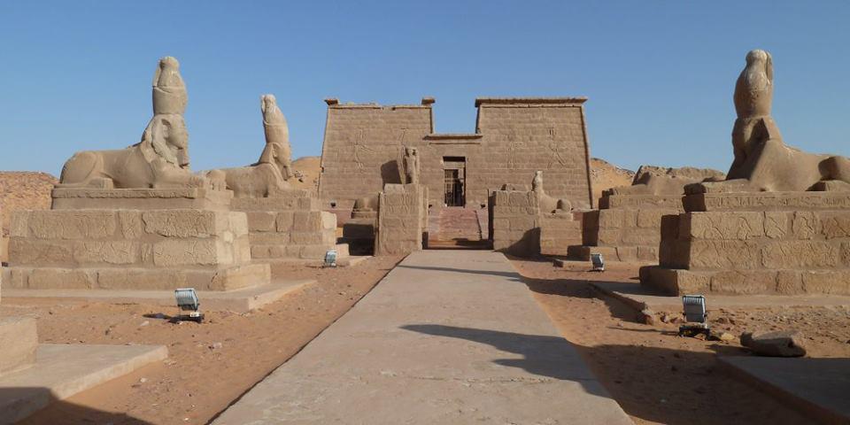 Excursion to Wadi el-Sebua, Nubia