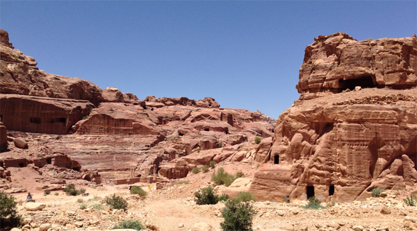 Excursion to Petra from Sharm el Sheikh