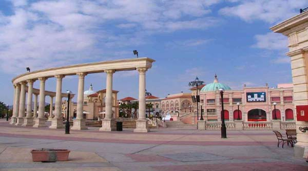 Sharm El Sheikh City Tour Il-Mercato, Sharm el Sheikh shopping promenade
