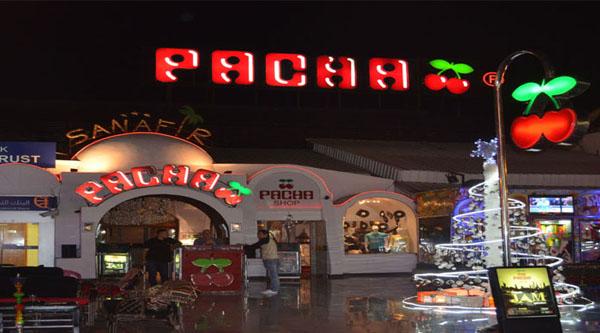 Pacha nightclub Sharm El Sheikh