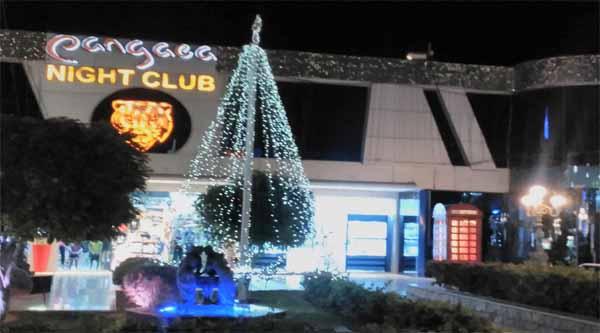 Night club at Soho.