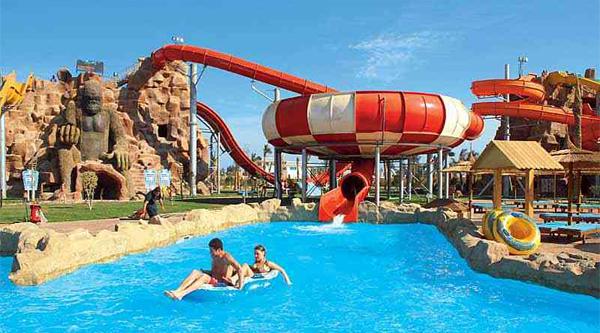 Excursion to Sharm el Sheikh Aqua park