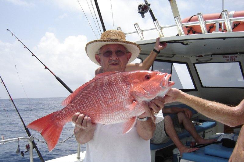 Fishing excursions from Sharm el Sheikh