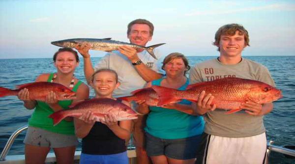 Fishing tours in Sharm el Sheikh
