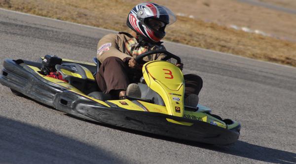 Sharm el Sheik karting excursion