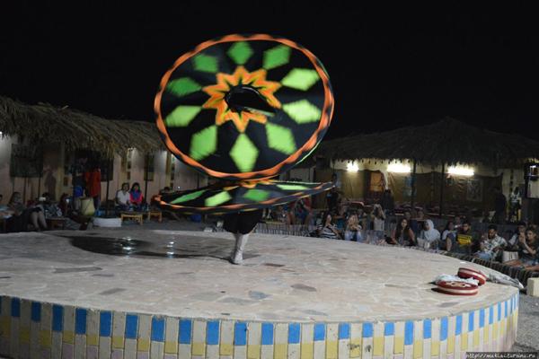 Tanura show in Hurghada