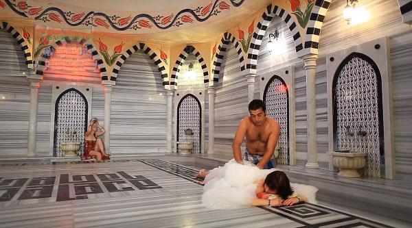 Морокканская традиционная баня