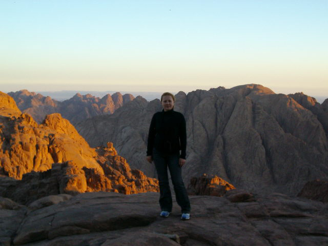 Mount Sinai night excursion from Sharm el Sheikh