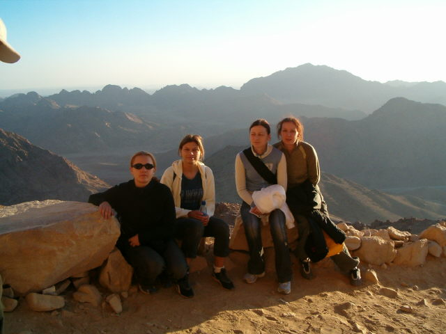 Mount Sinai tour from Cairo