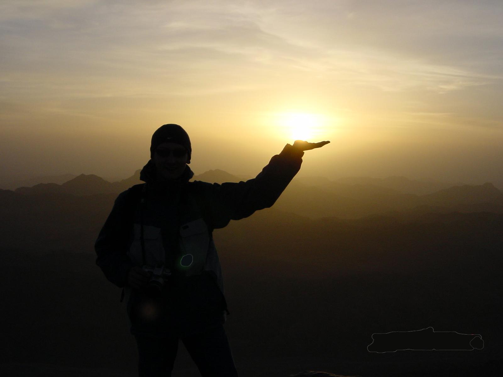 Tour dell'alba sul Monte Sinai
