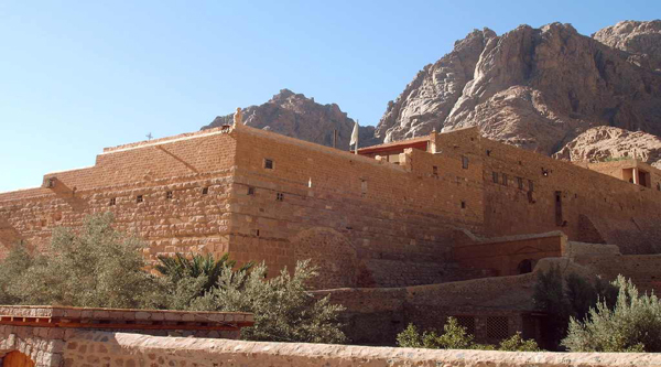 St Catherine monastery visit from Sharm el Sheikh