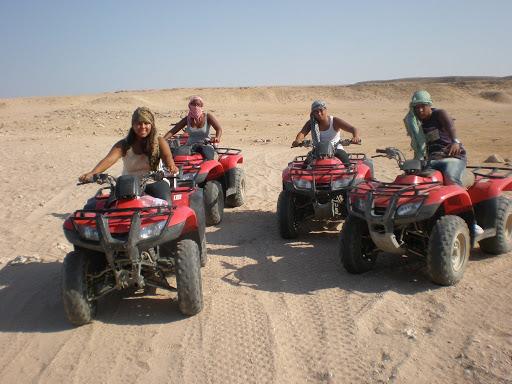 Hurghada desert 4x4 safari