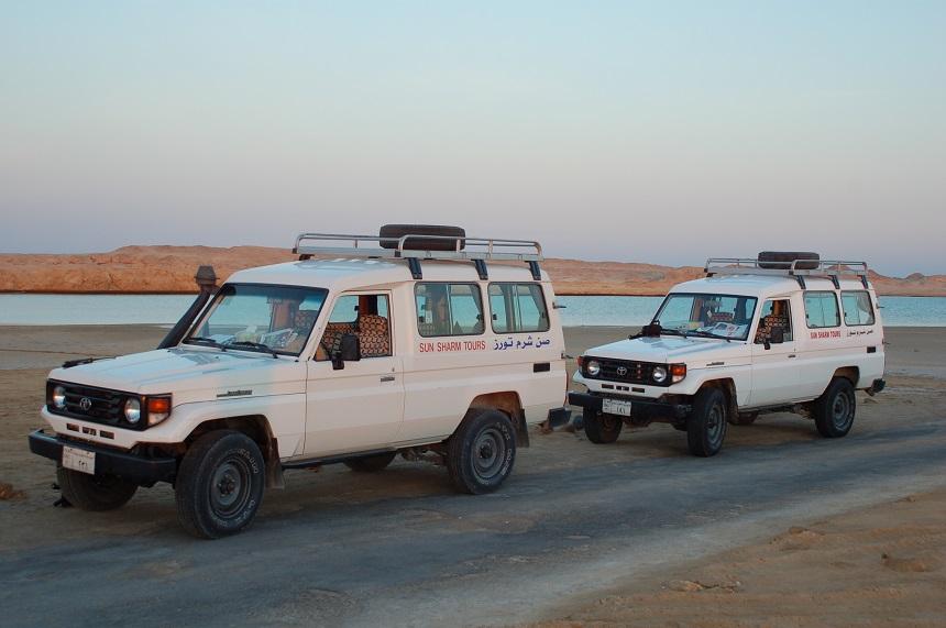 Экскурсия на джипах