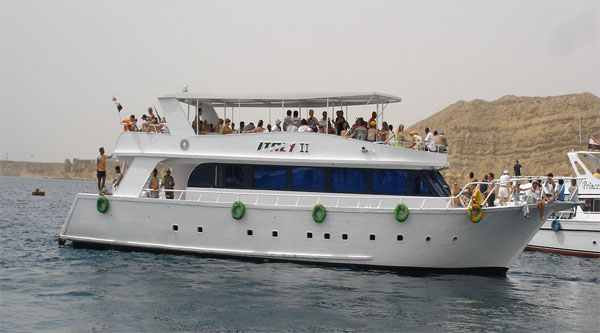 Red Sea snorkeling excursion