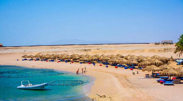 Sharm el Naga bay